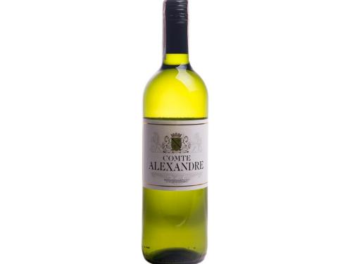 Купить Вино Comte Alexandre белое сухое 0.75 л 10.5%