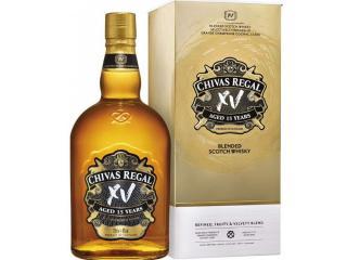 Купить Виски Chivas Brothers Limited 0.7 л XV 15 лет выдержки 40% в подарочной упаковке