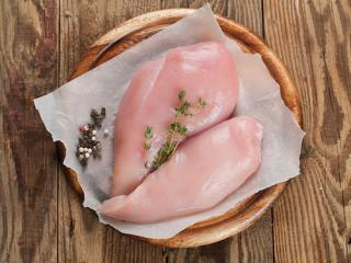 Купить Куриное филе  без кожи в вакуумной упаковке