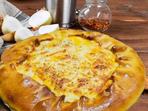 Купить Пирог с сыром и табаско