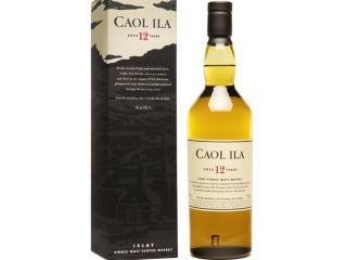Купить Виски Caol Ila 12 Y.O. 0.7 л 43%
