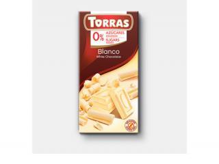Купить БЕЛЫЙ ШОКОЛАД TORRAS классический
