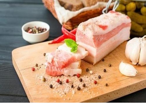 Купить Сало свиное генеральское в вакуумной упаковке (made in Ukraine)