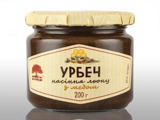 Купить Урбеч с медом