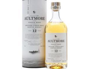 Купить Виски Aultmore 12 лет выдержки 0.7 л 40%