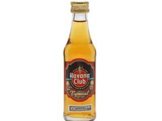 Купить Ром Havana Club Anejo Especial 3 года выдержки 0.05 л 40%