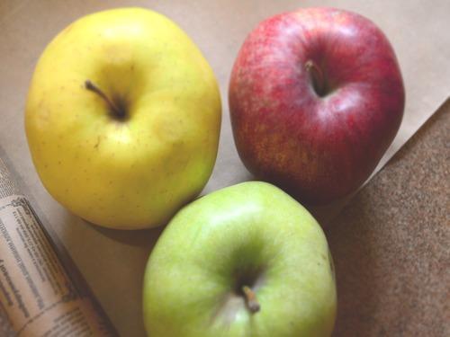 Купить Ассорти яблок