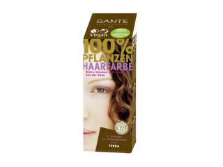 Купить Био-краска-порошок для волос Sante растительная Земля/Terra 100 г