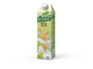 Купить Молоко овсяное, 2,5%  жирности