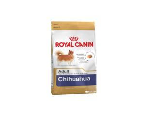 Купить Сухой корм Royal Canin Chihuahua Adult для взрослых собак старше 8 месяцев 0.5 кг