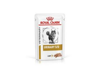 Купить Royal Canin URINARY S/O CAT pouches (паштет)