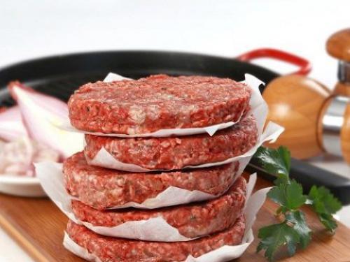 Купить Бургер из конины