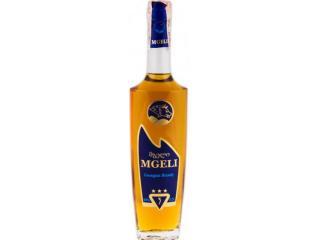 Купить Коньяк Mgeli Georgian Brandy 3* 3 года выдержки 0.5 л 40%