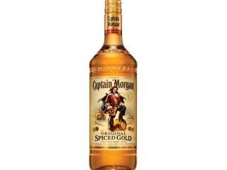 Купить Ромовый напиток Captain Morgan Spiced Gold 1 л 35%