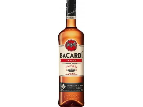 Купить Ром Bacardi Spiced 1 л 40%