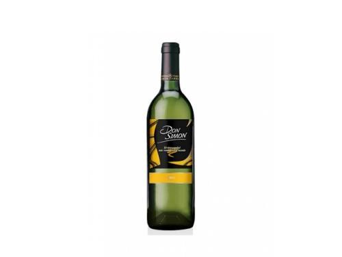 Купить Вино Don Simon Blanco белое сухое 0.75л