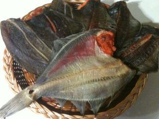 Купить Камбала камчатская вяленая с икрой (слабослоленая)
