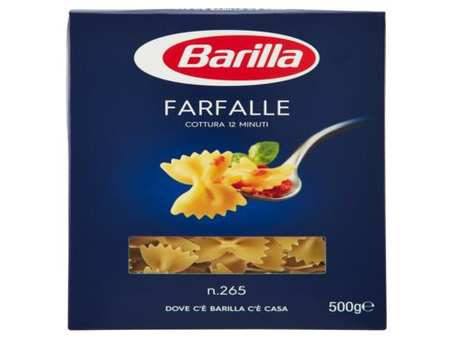 Купить Макароны Pasta Barilla Farfalle
