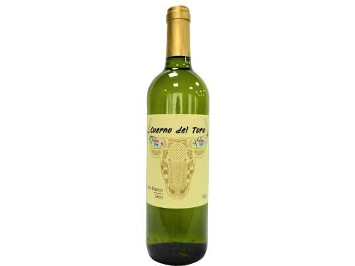 Купить Вино Cuerno del Toro белое сухое 0.75 л 11%