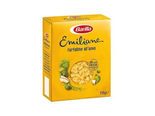 Купить Макароны Barilla Emiliane Farfalline all' Uovo с яйцом