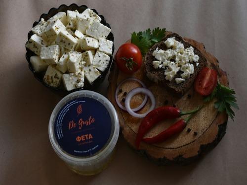 Купить Сыр Фета греческий в подсолнечном масле