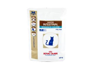 Купить Royal Canin GASTRO-INTESTINAL MODERATE CALORIE FELINE Pouches