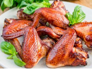 Купить Куриные крылышки подкопченные ОПТ