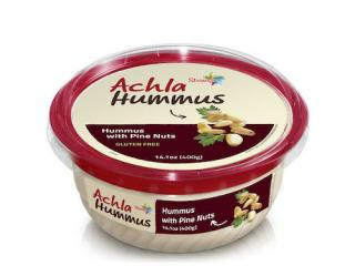 Купить Хумус с кедровыми  орешками, / Hummus with Pine Nuts