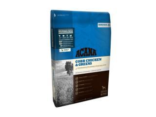 Купить Сухой корм для собак ACANA Adult Dog для всех стадий жизни со вкусом курицы 17 кг