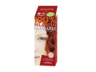 Купить Био-краска-порошок для волос Sante растительная Натуральный красный/Natural Red 100 г