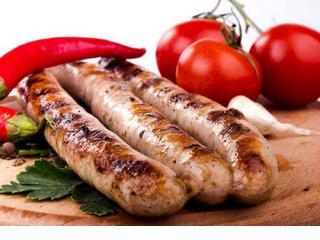 Купить Колбаски охотничья для барбекю