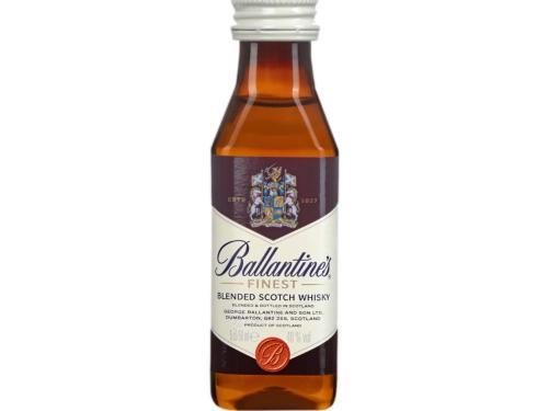 Купить Виски Ballantine's Finest 0.05 л 40%