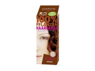 Купить Био-краска-порошок для волос Sante растительная Бронза/Bronze 100 г