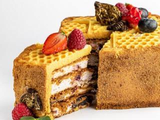 Купить неМедовик Vegan торт 300г