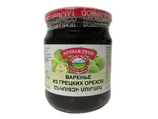 Купить Варенье Avshar Prod из грецких орехов