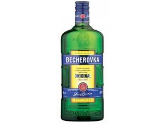 Купить Ликерная настойка на травах Becherovka 0.5 л 38%