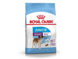 Купить Royal Canin Giant Junior - Полнорационный сухой корм для щенков собак очень крупных размеров (вес взрослой собаки более 45 кг) 15,0 кг