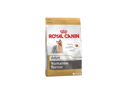 Купить Сухой корм Royal Canin Yorkshire Terrier Adult для взрослых собак старше 10 месяцев 0.5 кг