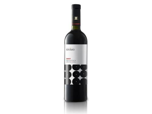 Купить Вино Shabo Classic Мерло сухое красное 0.75 л 13.3%