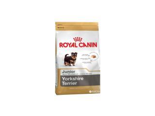Купить Сухой корм Royal Canin Yorkshire Terrier Junior для щенков до 10 месяцев 1.5 кг