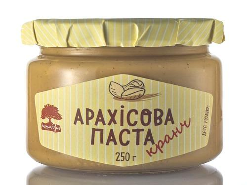 Купить Арахисовая паста кранч