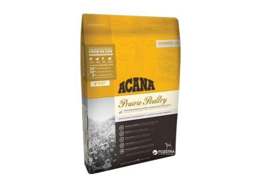 Купить Сухой корм для собак всех пород ACANA Prairie Poultry 11.4 кг