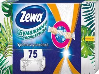 Купить Бумажные полотенца Zewa Удобная упаковка
