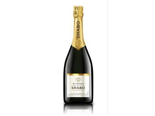 Купить Вино игристое Shabo Classic полусухое белое 0.75 л