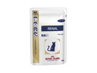 Купить ROYAL CANIN RENAL FELINE CHICKEN Pouches