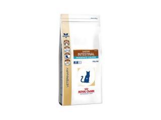 Купить Royal Canin Gastro Intestinal Moderate Calorie Feline лечебный сухой корм для котов