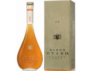 Купить Коньяк Baron Otard VS от 3 лет выдержки 0.7 л 40% в подарочной упаковке