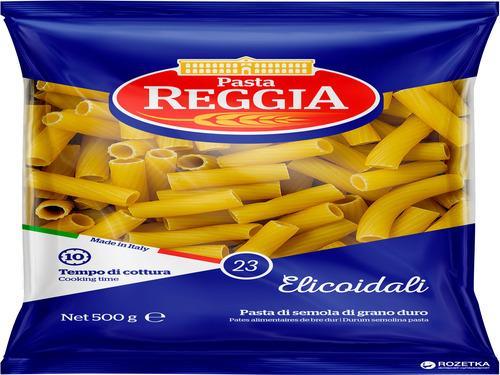 Купить Макароны Pasta 23 Elicoidali  трубочкиТМ Reggia