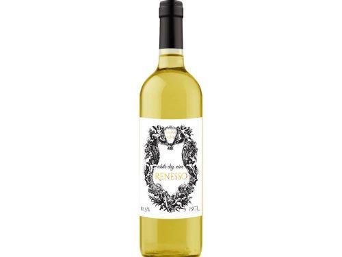 Купить Вино RENESSO VINO BIANCO белое сухое 0,75л италия