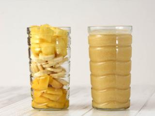 Купить Смесь для приготовления смузи «Желтая»